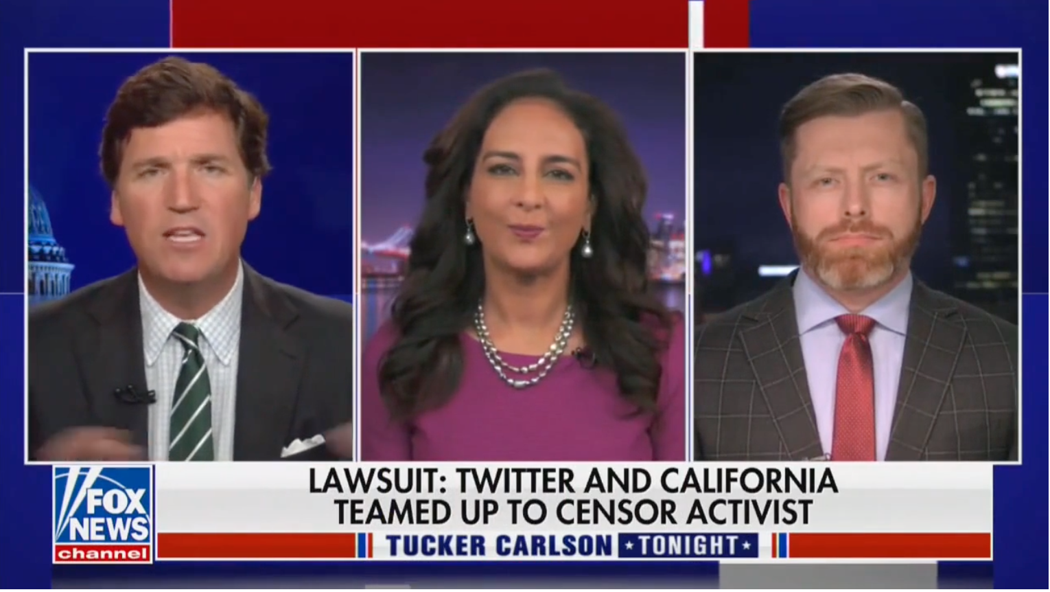 Dhillon and O'Handley Announce Lawsuit Against Twitter, Sen. Padilla, and Others